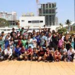 【カンボジア】短期水泳隊員が企画したイベントに参加してきました!-Swimming event in Phnom Penh[Short time volunteer]