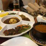 """エチオピアを代表する主食""""インジェラ""""って何?-What is Ethiopian food called Injyera-"""