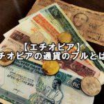 【エチオピア】エチオピアの通貨のブルとは?